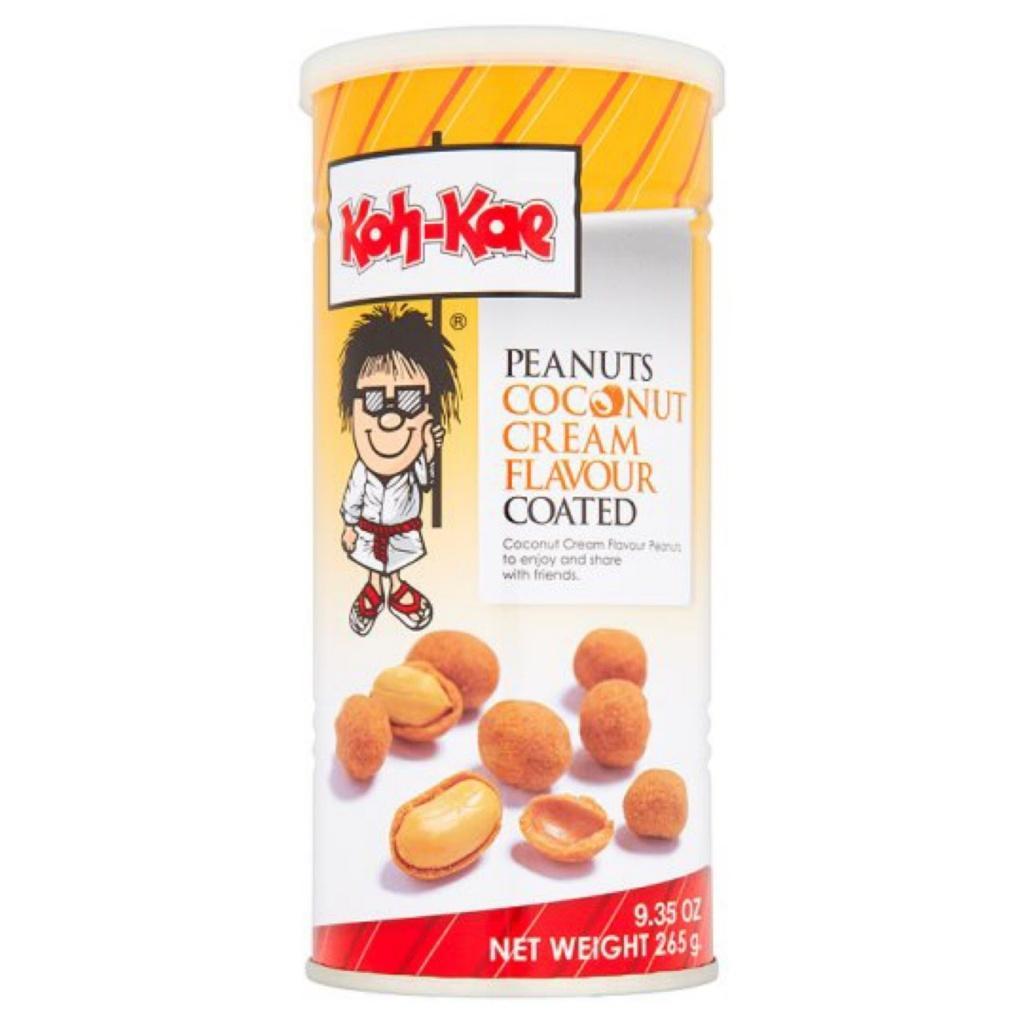 Koh-kae /pea nut city coconut