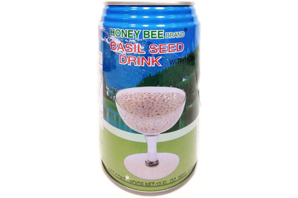 Basil seed drink