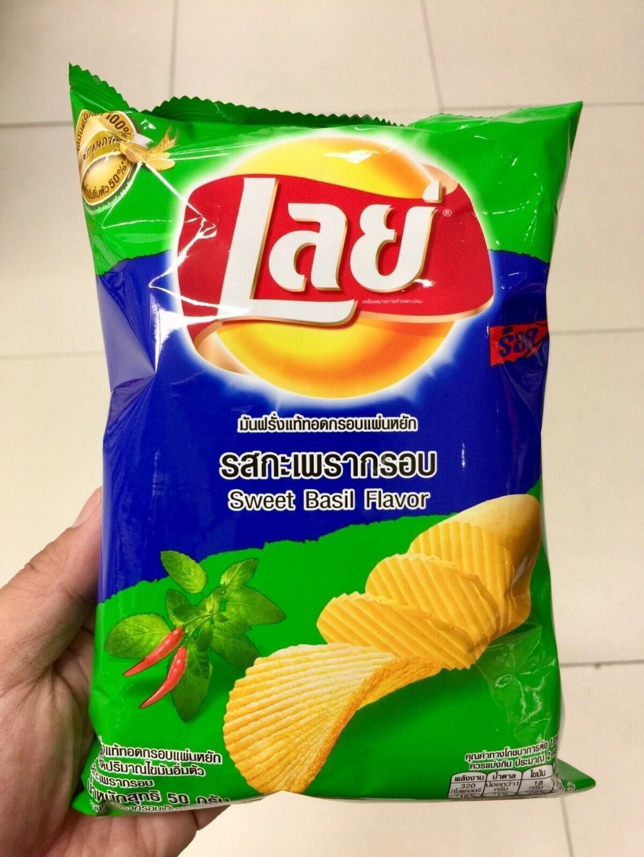 Lay Potato Chip